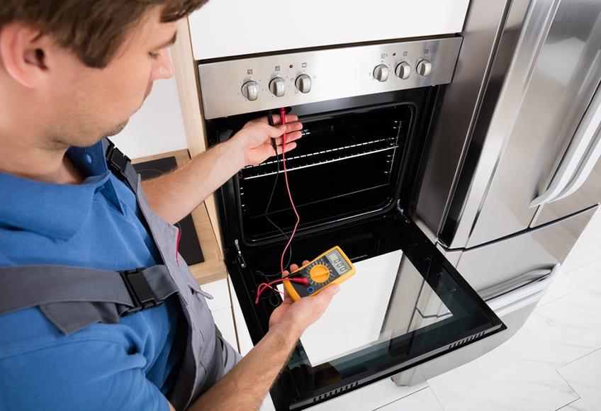 Oven & Stove Repairs – BA Appliance Repair